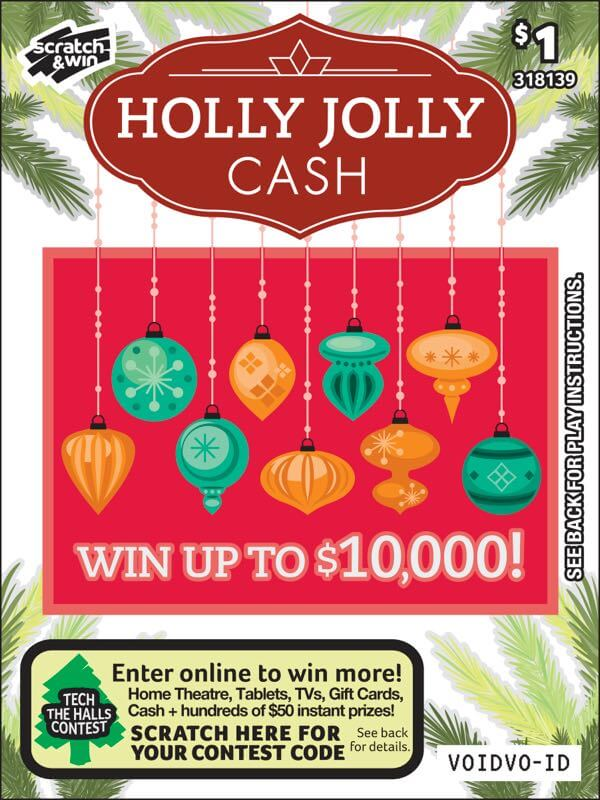 Holly Jolly Cash