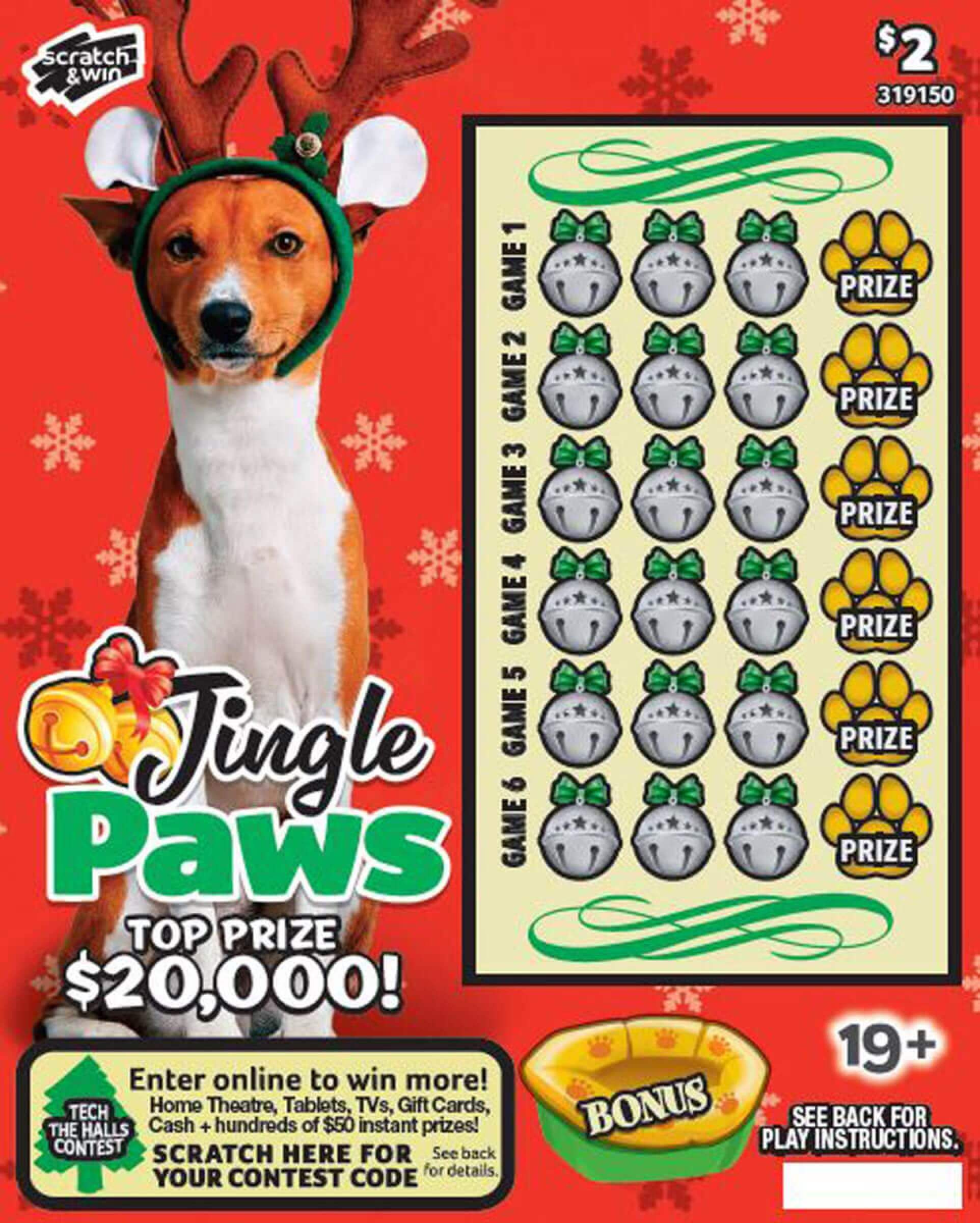 Jingle Paws